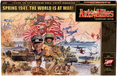 Axis & Allies Anniversary Edition ‐ Second edition