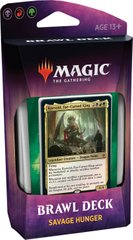Колода для Brawl Throne of Eldraine: Savage Hunger АНГЛ Magic The Gathering