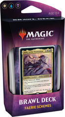 Колода для Brawl Throne of Eldraine: Faerie Schemes АНГЛ Magic The Gathering