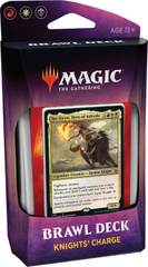 Колода для Brawl Throne of Eldraine: Knight's Charge АНГЛ Magic The Gathering