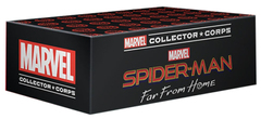 МЕГАБОКС Funko Marvel Collector Corps: Spider-Man Far from Home