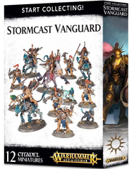 Start Collecting! Stormcast Vanguard Warhammer Age of Sigmar