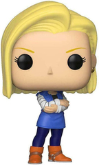 ANDROID 18 - Funko POP Anime #530: Dragon Ball Z