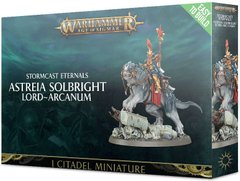 Easy to Build: Astreia Solbright Lord-Arcanum Age of Sigmar