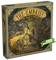 The World of SMOG: Rise of Moloch – The Embassy (Kickstarter Exclusive)