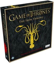 Game of Thrones: The Iron Throne - The Wars to Come Expansion