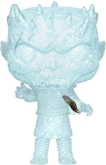 Король Ночи - Funko Pop TV: Game Of Thrones: CRYSTAL NIGHT KING with DAGGER IN CHEST