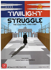 Twilight Struggle: Deluxe Edition (Сумеречная борьба)