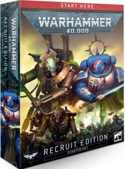 Warhammer 40000 Recruit Edition - Starter Set