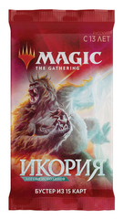 Икория Логово Исполинов - бустер Magic The Gathering РУС