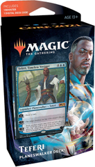 Колода Planeswalker Teferi Core Set 2021 АНГЛ Magic The Gathering
