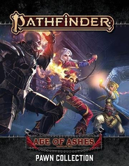 Pathfinder 2E RPG: Age of Ashes Pawn Collection