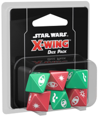 Star Wars X-Wing (2nd Edition): Dice Pack