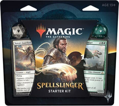 Дуэльный набор Spellslinger Magic The Gathering АНГЛ