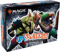 Unsanctioned. Magic The Gathering