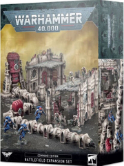 Warhammer 40000 Command Edition Battlefield Expansion Set