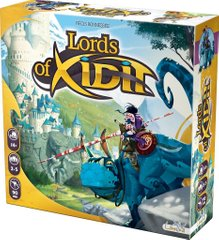 Lords of Xidit (Лорды Ксидита) USED