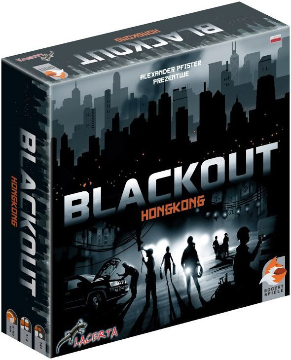 Blackout: Hong Kong (Гонконг во тьме)