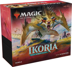 Ikoria Lair of Behemoths Bundle Magic The Gathering (Икория Логово Исполинов) АНГЛ