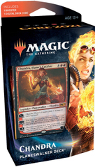 Колода Planeswalker Chandra Core Set 2021 АНГЛ Magic The Gathering