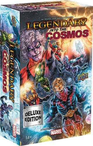 Legendary: Marvel Deck Building Game – Into the Cosmos