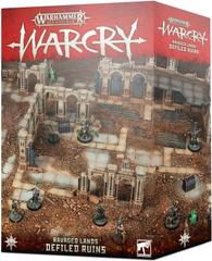 Warcry Ravaged Lands: Defiled Ruins