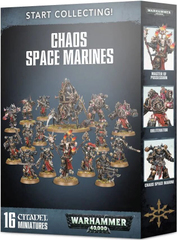 Start Collecting! Chaos Space Marines Warhammer 40000