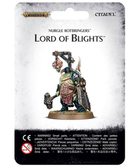Nurgle Rotbringers Lord Of Blights Age of Sigmar