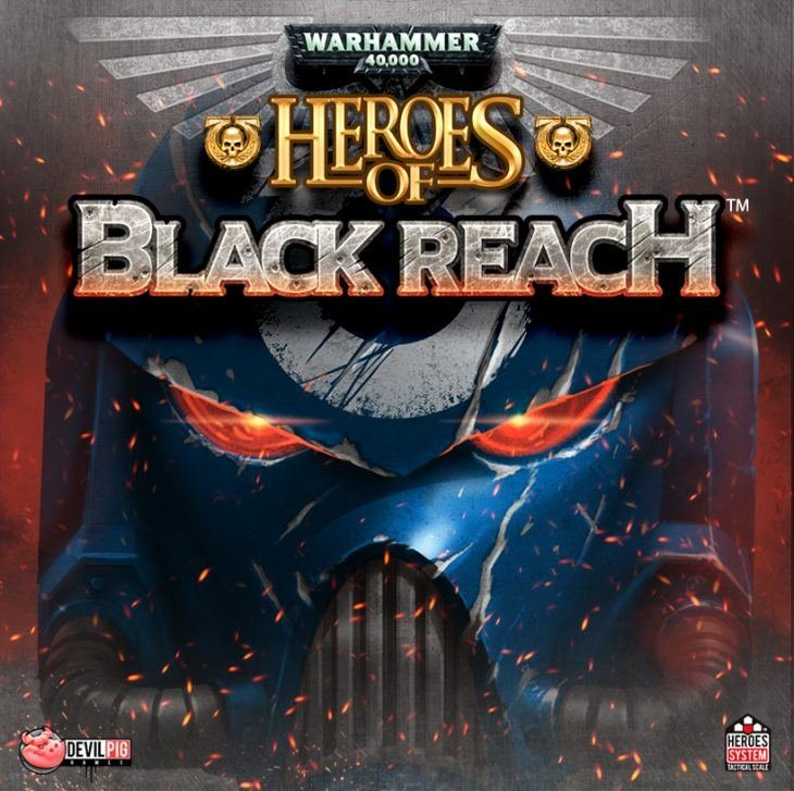Warhammer 40,000: Heroes of Black Reach ДЕФЕКТ