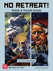 No Retreat!: Polish and French Fronts