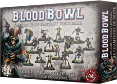 Blood Bowl: The Champions of Death - Shambling Undead Team