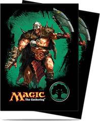 Протекторы Ultra Pro Sleeves: Magic - Garruk Planeswalker (80)