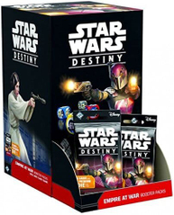 Star Wars Destiny: Empire at War - Booster Display Box