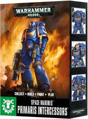 Easy To Build: Primaris Space Marine Intercessors Warhammer 40000