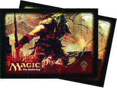 Протекторы Ultra Pro Sleeves: Magic - Skarrg Guildmage (Gruul), Horizontal (80)