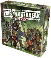 Zombicide Season 2: Prison Outbreak (Зомбицид: Штурм тюрьмы)
