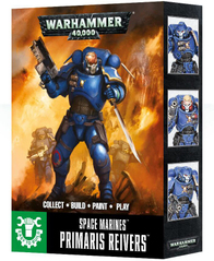 Easy To Build: Primaris Space Marine Reivers Warhammer 40000