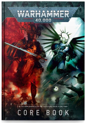 Книга Core Book (9th Edition) Warhammer 40,000 АНГЛ