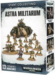 Start Collecting! Astra Militarum Warhammer 40000