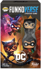 Funkoverse Strategy Game: DC #101 2-Pack