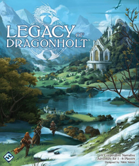 Legacy of Dragonholt (Наследие Драгонхолта)