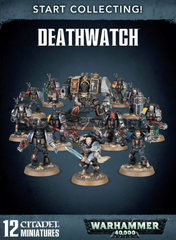 Start Collecting! Deathwatch Warhammer 40000