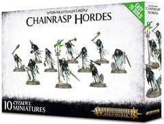 Easy to Build: Nighthaunt Chainrasp Hordes Age of Sigmar