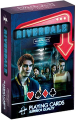 Карты игральные Waddingtons Riverdale Number 1 Playing Cards