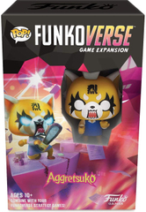 Funkoverse Strategy Game: Aggretsuko #100 1-Pack