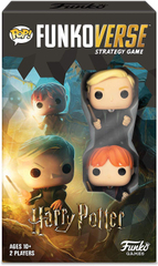 Funkoverse Strategy Game: Harry Potter #101 2-Pack