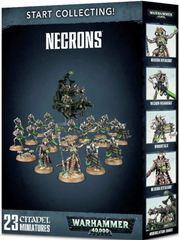 Start Collecting! Necrons Warhammer 40000