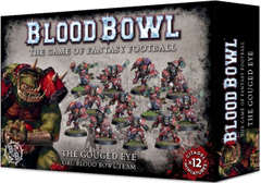 Blood Bowl: The Gouged Eye - Orc Blood Bowl Team