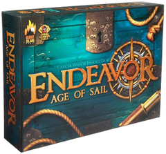 Endeavor: Age of Sail USED