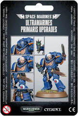 Space Marine Ultramarines Primaris Upgrades Warhammer 40000